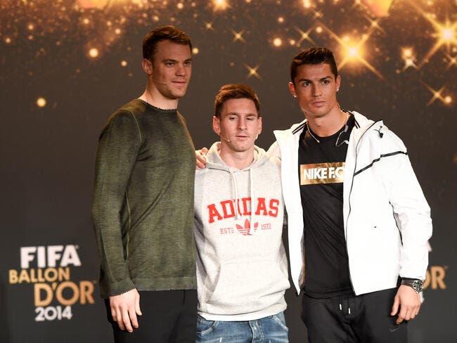 Cristiano Ronaldo-Messi, un duel qui passionne Capello