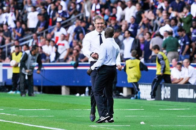 Makelele ? Une « invention » dénonce le coach du PSG