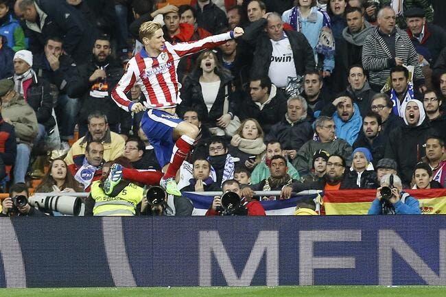 Torres est de retour, le Real peut pleurer