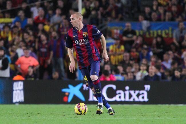 Vidéo : Le bijou sur coup-franc signé Mathieu avec le Barça