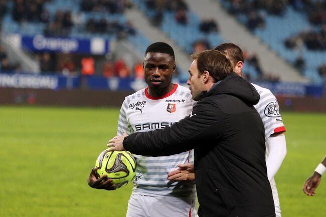 Gros coup dur pour Rennes avec Ntep