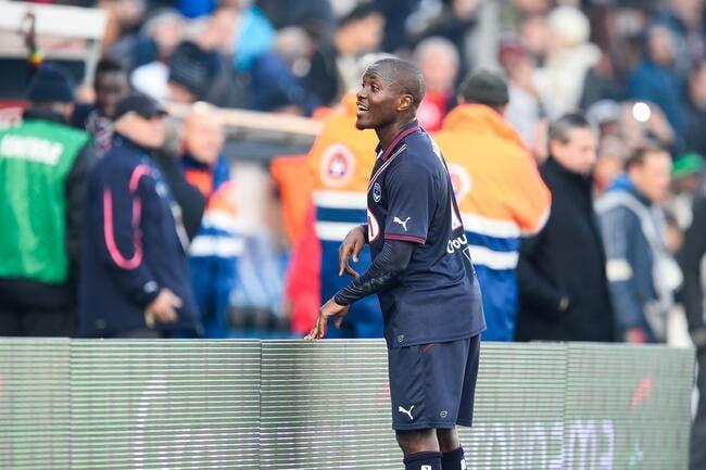 Nguemo rejoint l'ASSE pour six mois