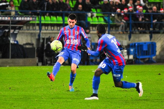Caen refuse de prendre son ticket pour la L2
