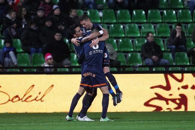 Montpellier se pince pour y croire