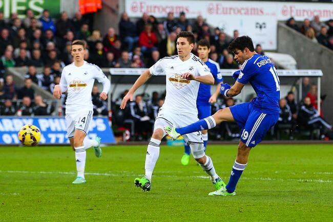 Swansea - Chelsea : 0-5