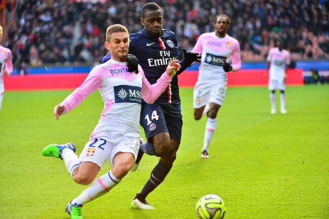 Evian a « manqué de peu » un résultat face au PSG