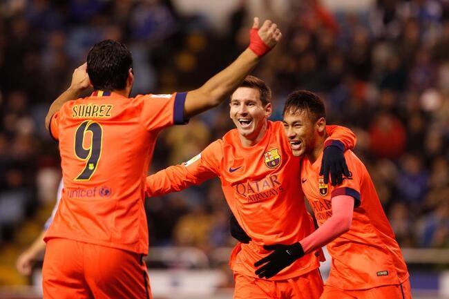 La Corogne – FC Barcelone 0-4