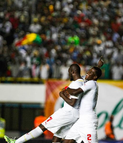Ghana – Sénégal 1-2
