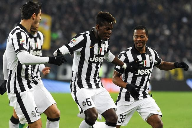 Pogba au PSG, la Juventus pourrait abdiquer