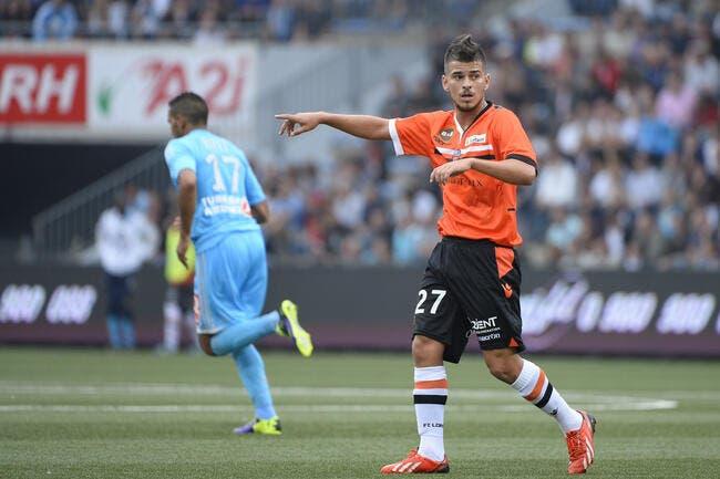 Reale prêté par Lorient en L2