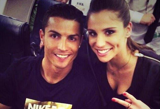 Et la nouvelle Mme Cristiano Ronaldo est...
