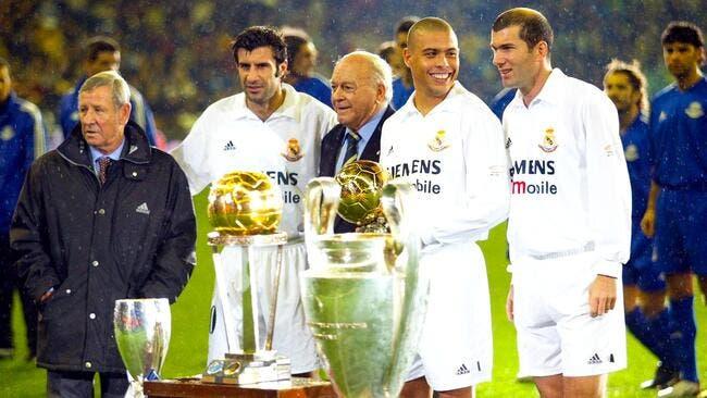Figo a connu mieux que Cristiano Ronaldo et Messi