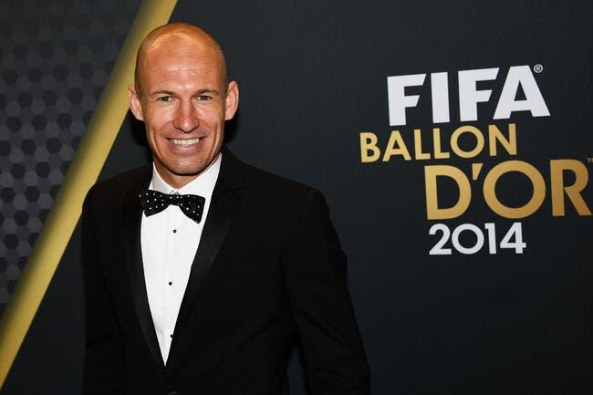Robben évoque la piste PSG