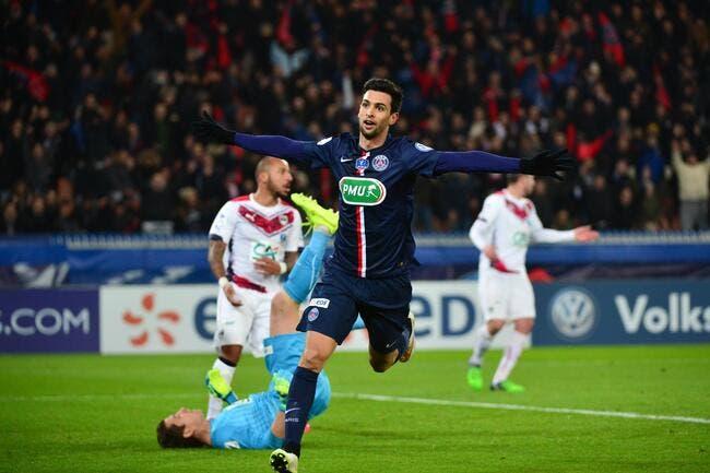 Le PSG joue 45 minutes, ça suffit pour sortir Bordeaux