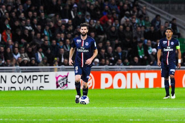 Motta et Rabiot ont bien demandé à quitter le PSG