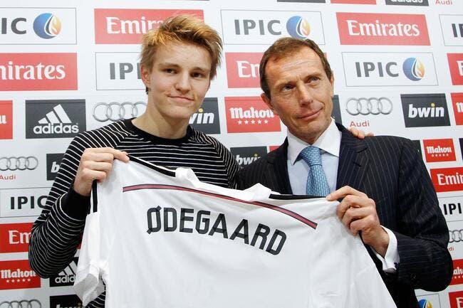 Officiel : Le Real Madrid fait signer Odegaard