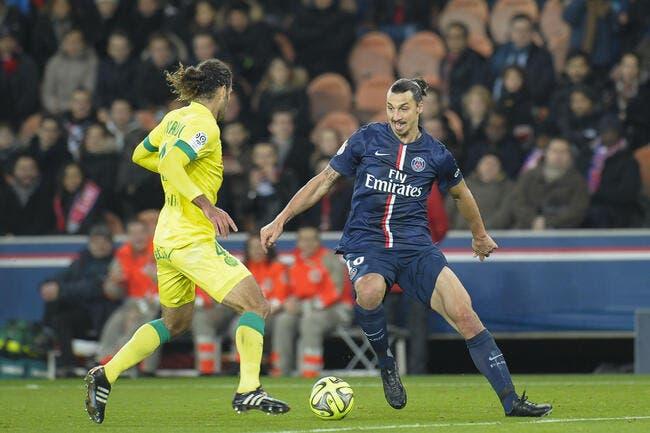 PSG-Nantes en tête d'affiche des 1/8e de finale