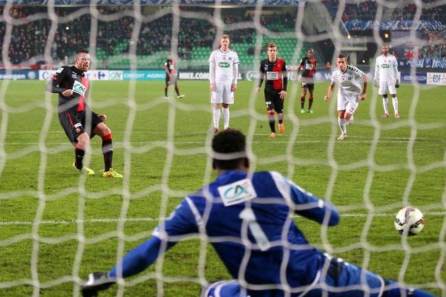 Rennes sort Reims et s'offre un Monaco
