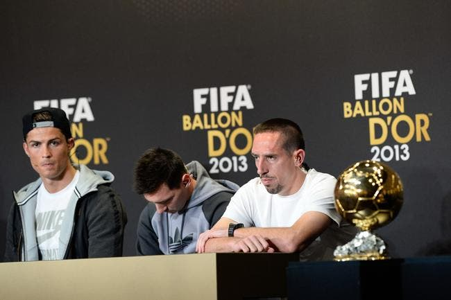 Dégoûté, Ribéry appelle le Bayern à boycotter le Ballon d'Or !