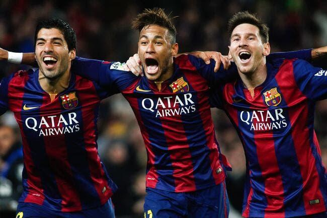 Elche - FC Barcelone : 0-6