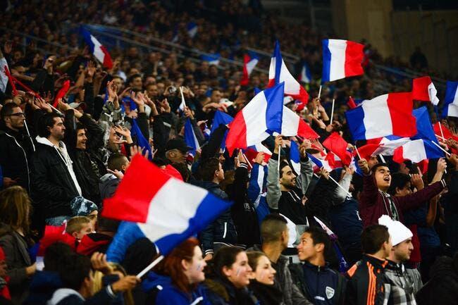 France-Arménie à Nice, Marseille s'énerve