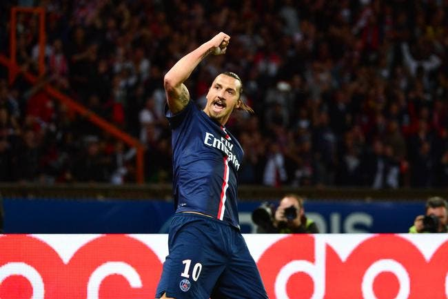 Le PSG prévient l'ASSE, le vrai Ibrahimovic est de retour !