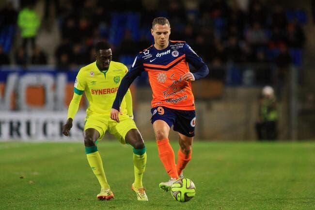 Montpellier écrase Nantes, Guingamp en avant