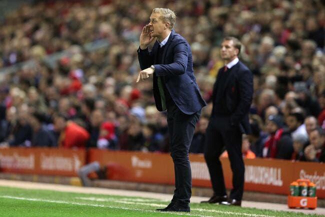 Swansea rappelle à Gomis qui est le patron