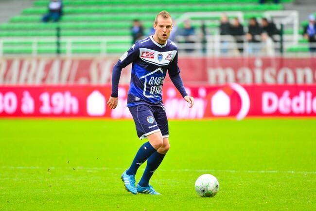Troyes - Sochaux : 2-0