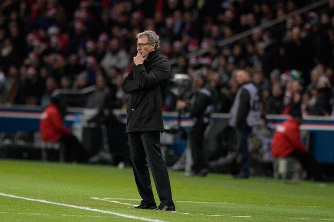 Bernès met le PSG au défi de garder Laurent Blanc