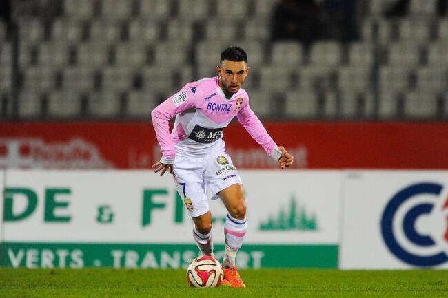Evian TG plonge Toulouse dans le dur