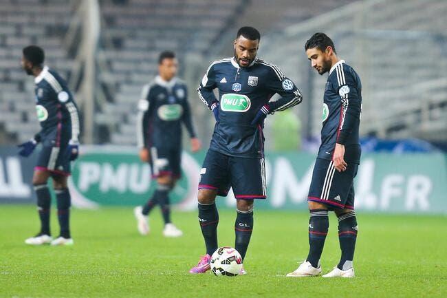 L'OL sans Lacazette pour Monaco, le PSG et Lorient ?