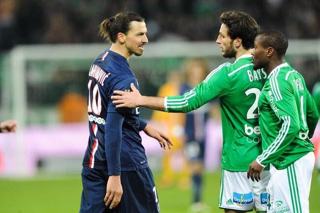 Le nouvel ami d'Ibrahimovic à l'ASSE s'explique