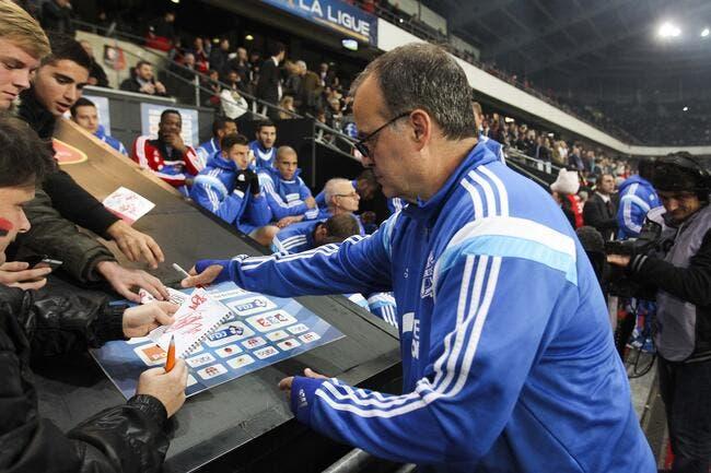 Marcelo Bielsa, Trezeguet est son fan n°1 !