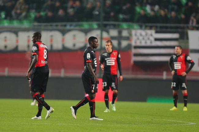 Rennes aura Ntep face au PSG