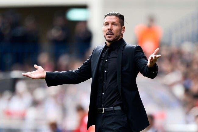 Simeone coach du PSG, les Qataris peuvent y arriver