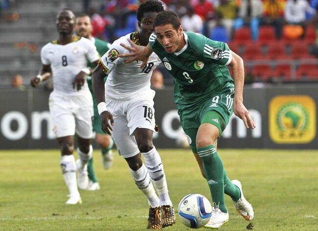 L'Algérie et le Ghana, comme des grands