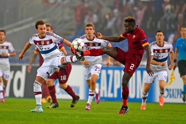 Officiel : Yanga-Mbiwa transféré à la Roma pour 7,3 ME