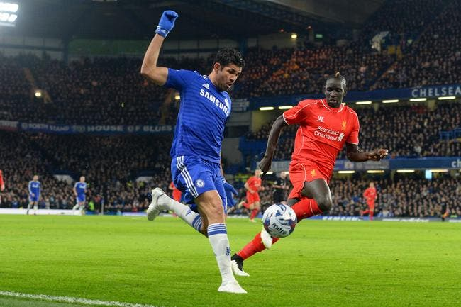 Vidéo : Le mauvais geste de Diego Costa avec Chelsea