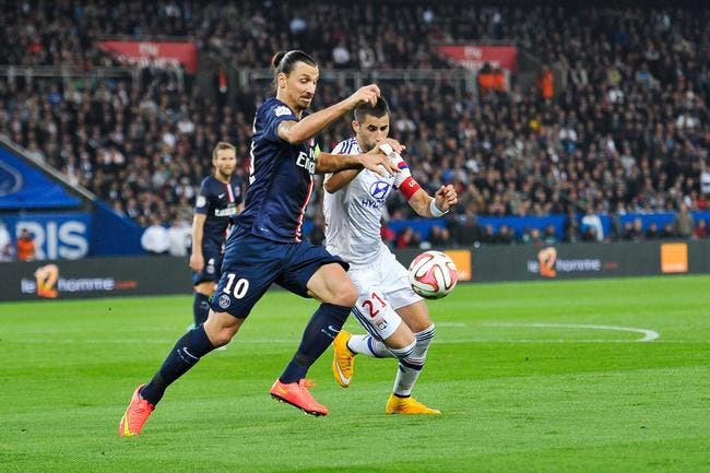 Ibrahimovic ne sera pas suspendu pour OL-PSG !