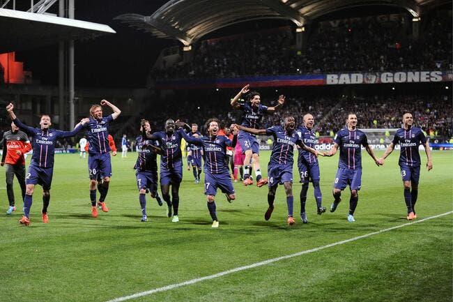 Le PSG solde pour avoir des supporters à Lyon