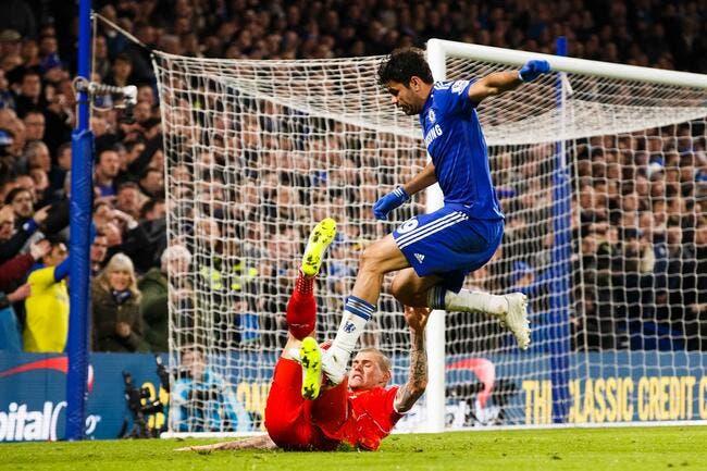 Mourinho joue les avocats du diable Diego Costa à Chelsea