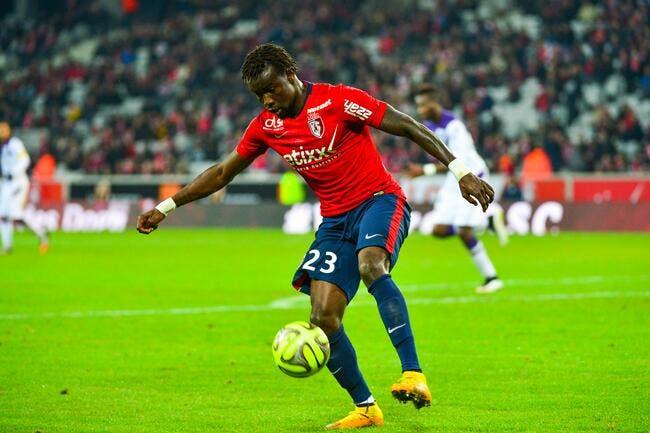 Crystal Palace s'annonce tout proche de Souaré