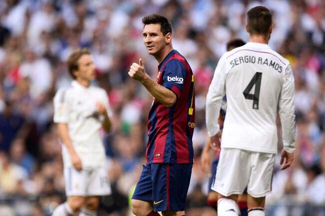 « Messi est plus fort que Cristiano Ronaldo, Bale et Benzema réunis »
