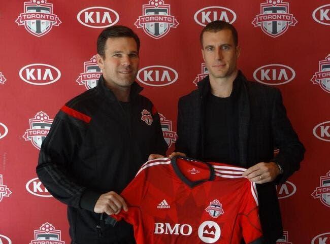 Officiel : Cheyrou signe à Toronto
