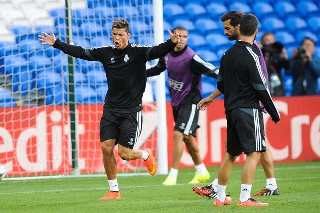 Cristiano Ronaldo décrypté par le staff du Real Madrid