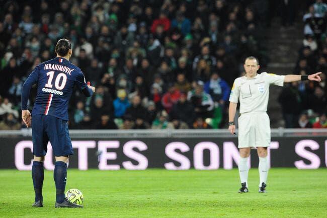Ibrahimovic fâché d'être convoqué par la LFP
