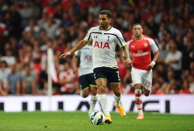 Monaco tente de faire venir la fusée de Tottenham