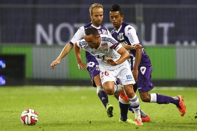 Officiel : Danic quitte l'OL pour Bastia