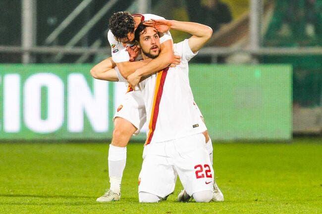 Officiel : Destro de la Roma au Milan AC